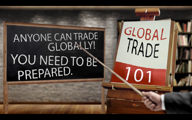 Why you need to trade globally