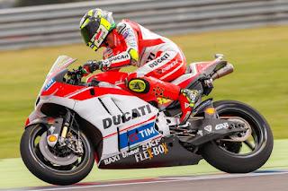 Latihan Bebas (FP1) MotoGP Brno
