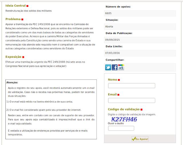 http://www12.senado.gov.br/ecidadania/visualizacaoideia?id=45469