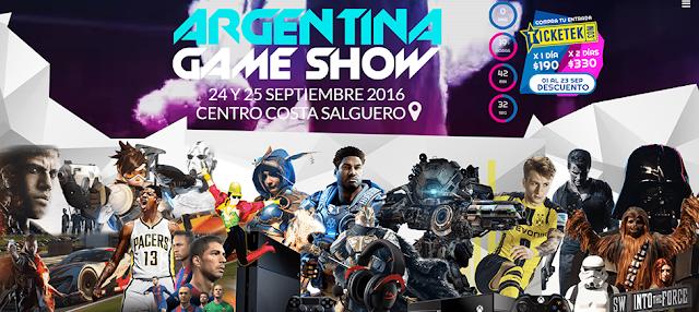 Se llevará a cabo el 24 y 25 de septiembre en Costa Salguero. Habrá sorteos, torneos y presentaciones.