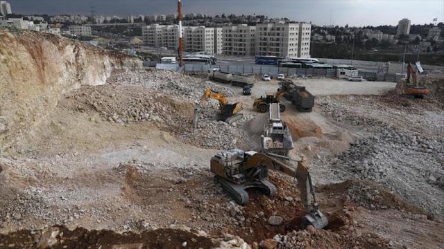 Israel construirá más de 23 000 viviendas ilegales en Al-Quds