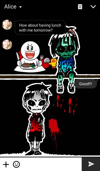 Zombie MarkerBoy