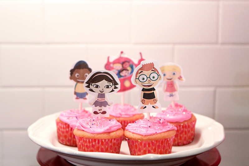 Little Einsteins Birthday Party Decorations