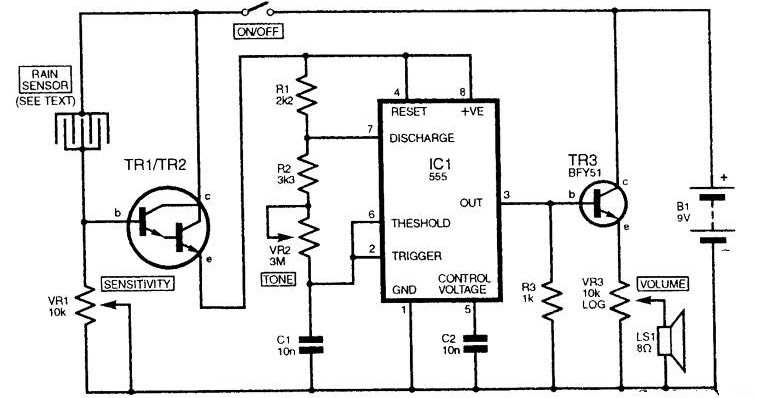 ELECTRONIC CIRCUIT: TIP122-E-C related Technical information