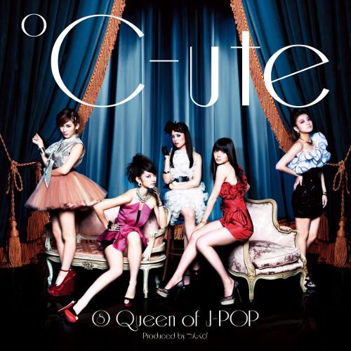 ℃-ute - 8 Queen of J-POP [FLAC   MP3 320 / CD]