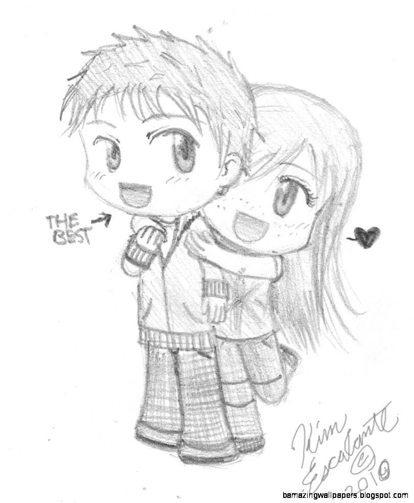 cute chibi drawings