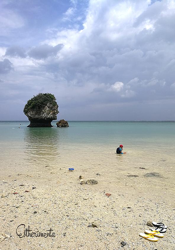 estherimenta en Okinawa