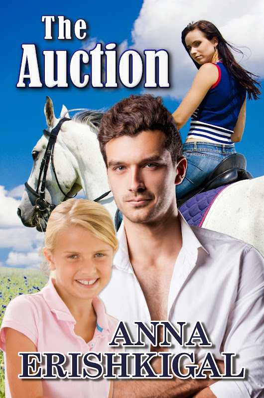 The Auction, by Anna Erishkigal - sales benefit HSUSA