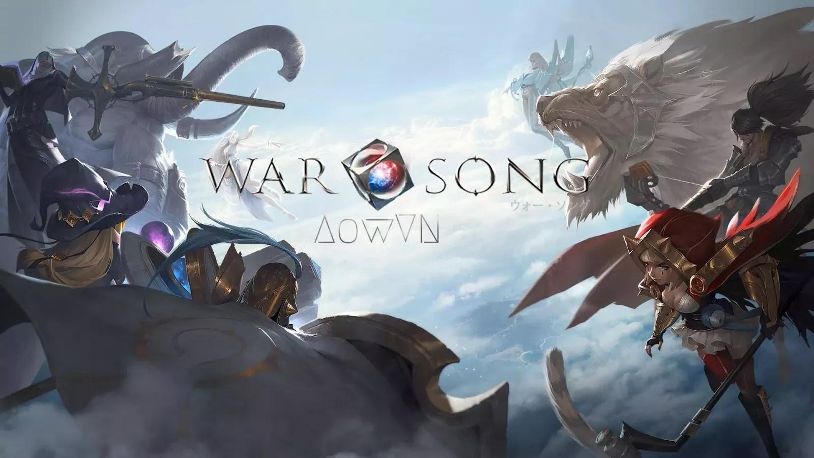 AowVN.org min WarSong%2B%252810%2529 - [ HOT ] War Song | Android & IOS -  Game MOBA Nhật tuyệt hay - Chính Thức Open