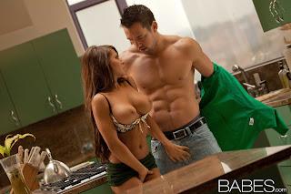Babes.com Madison Ivy - Kitchen Fun