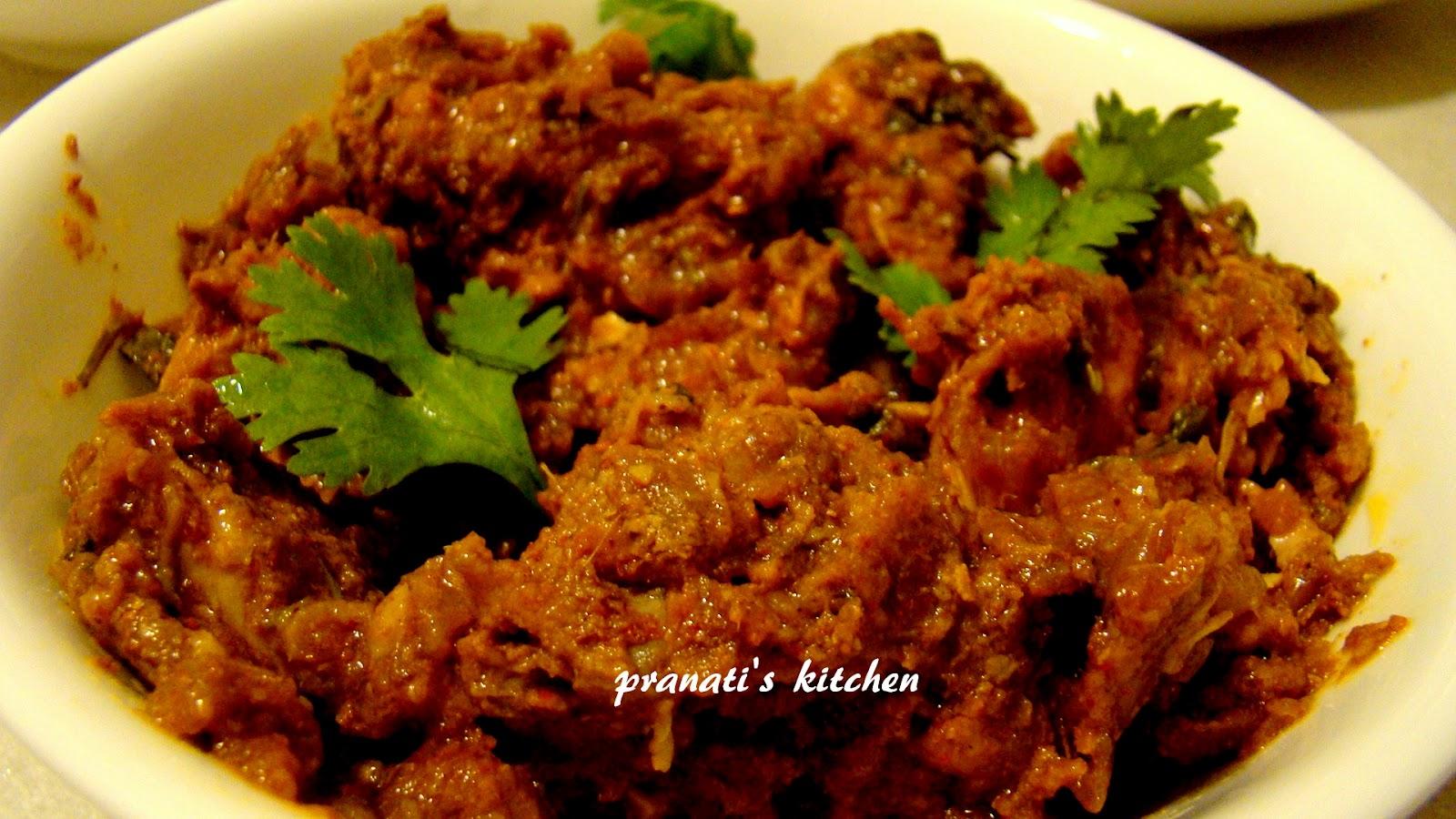 Delicious Recipes 4m Pranati's Kitchen: Spicy Chicken ...