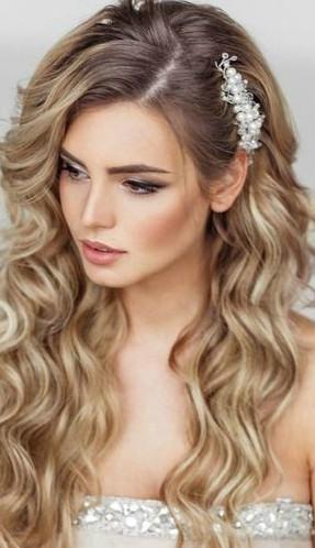 La Moda En Tu Cabello Modernos Peinados De Moda Para Novias 2017 - Fotos-peinados-de-moda