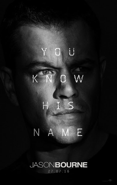 Poster of Jason Bourne 2016 English 720p HDRip Full Movie Download