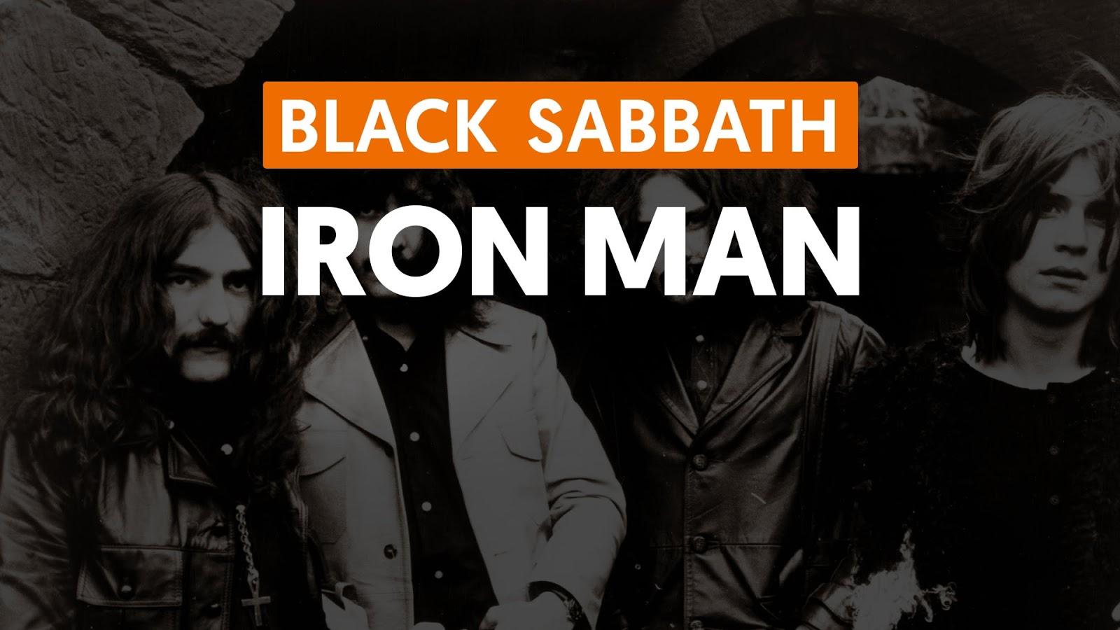 Guitar Chords Junction Iron Man Black Sabbath Guitar Tabs