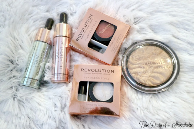 Makeup Revolution kokemuksia