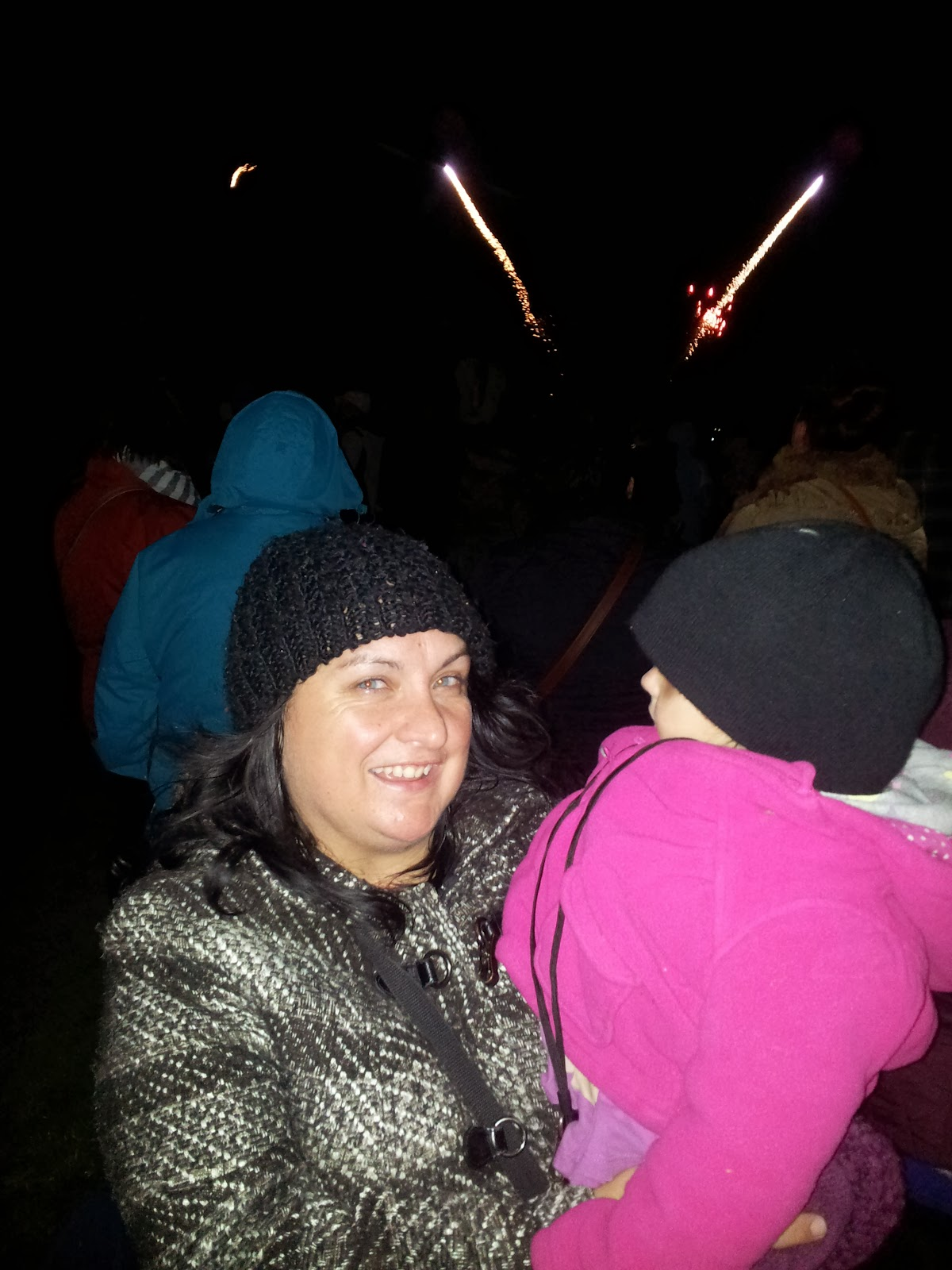 , Bonfire Night 2013