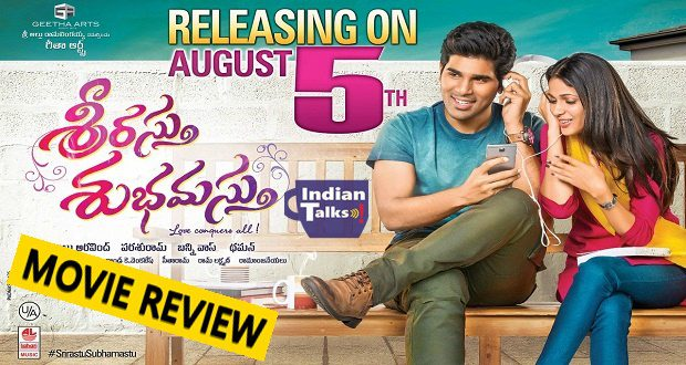 Srirastu Subhamastu Movie Review Rating