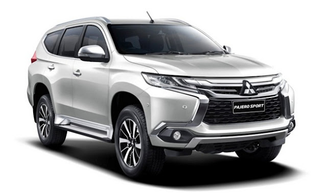 Mitsubishi All-New 2016 Montero Sport In Australia