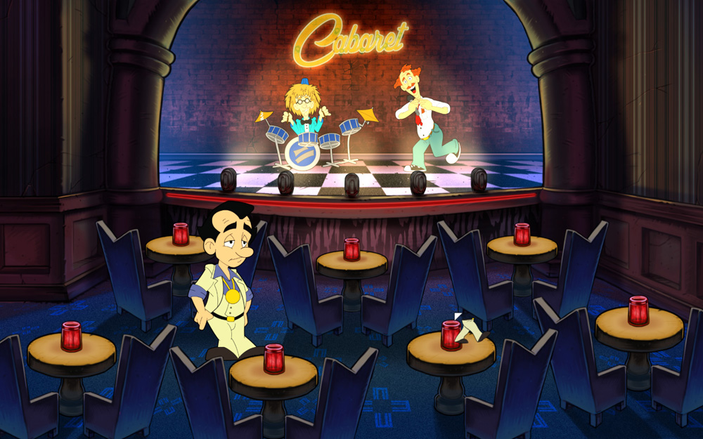 Leisure Suit Larry Reloaded screenshotLeisure Suit Larry 9