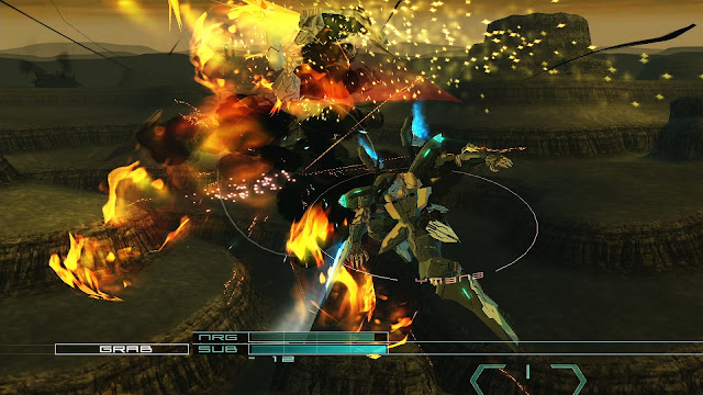Zone Of The Enders HD Collection - Xbox 360 - Multi5 - Captura 5