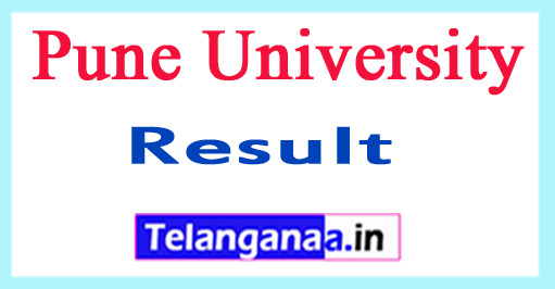 Pune University Result 2018 Pune University UG PG Result