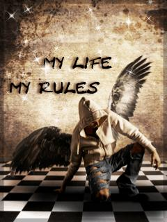 My Life My Rules My Attitude 2012|Girls Desktop HQ|HD,3D ... |My Life My Rules Wallpapers For Girls For Fb