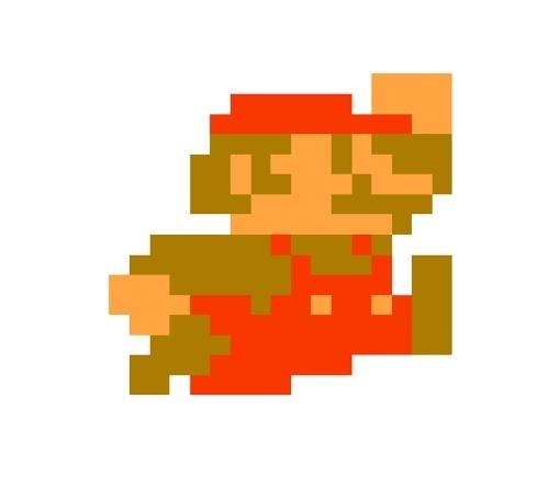 Super Mario Bros 1985 1 1