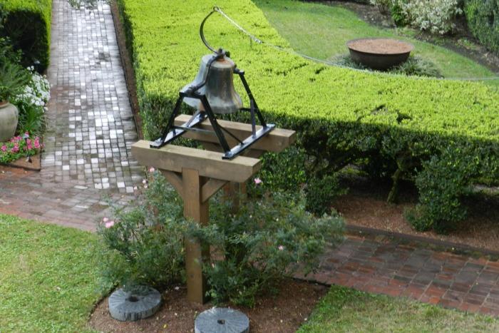 Los robles antiguos y majestuosos de oak alley guia de for El jardin acordes
