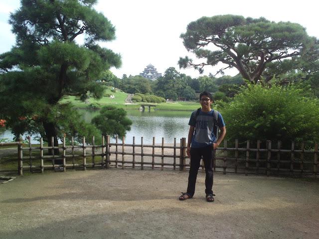 Selamat datang Jepang
