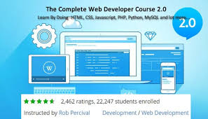 100% OFF | The Complete Web Developer Course 2.0 - Udemy Coupon