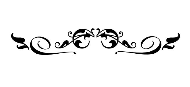 Dailymoustache 251 ornamental moustache 2 for Greche decorative