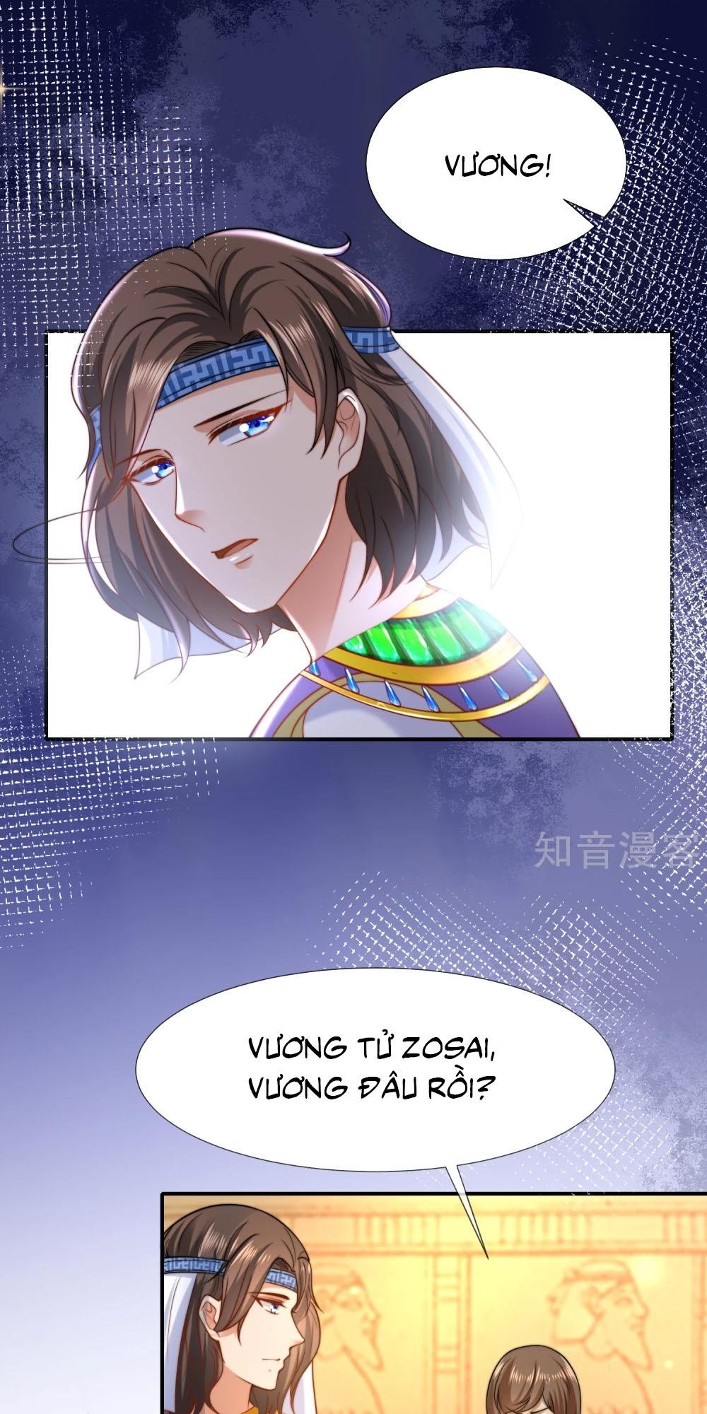Sủng Hậu Của Vương chap 30 - Trang 10