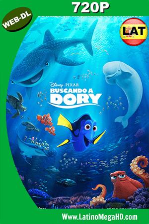 Buscando a Dory (2016) Latino HD Web-Dl 720p (2016)