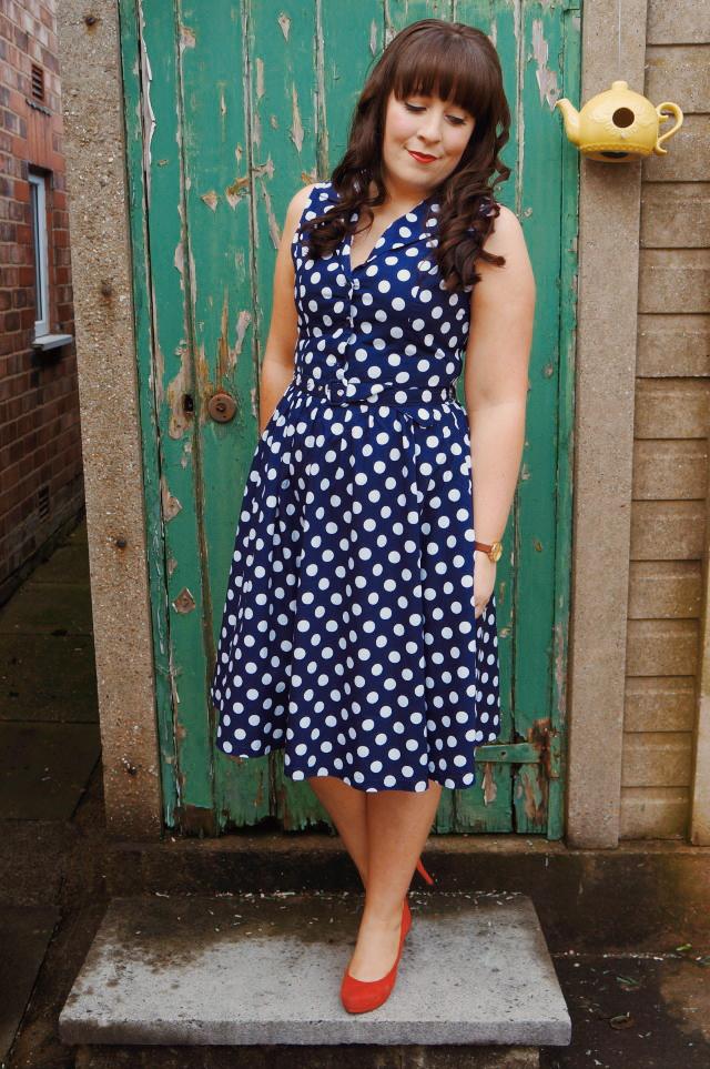 Lindy Bop Matilda Dress