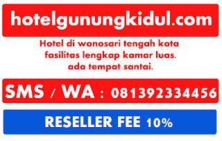 Hotel Wonosari Gunungkidul