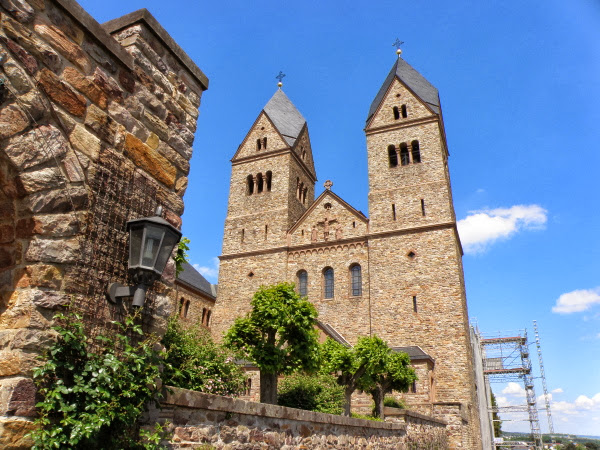 Benediktinerinnen Abtei St. Hildegard im Rheingau