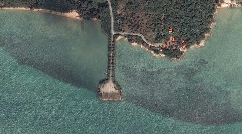 Лопатка острова Самуи