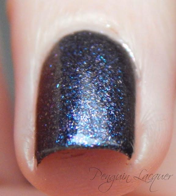 kiko nail lacquer 524 blue multicolour makro