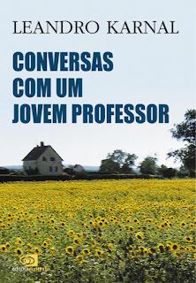 livro Conversas Com Um Jovem Professor