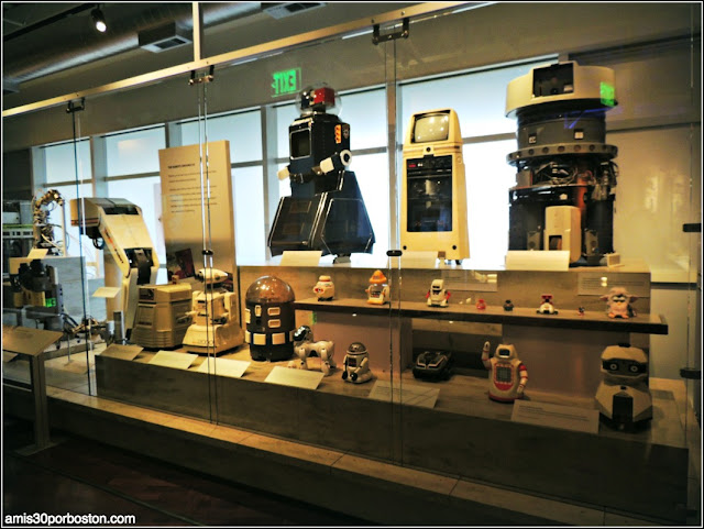 Computer History Museum: Robots