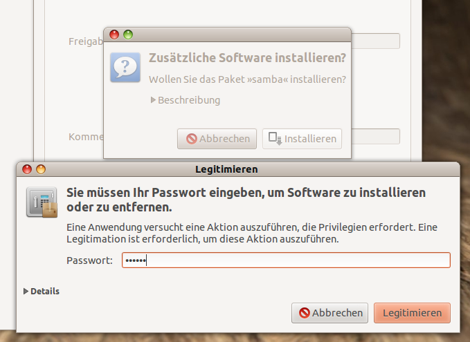 Ubuntuhilfe Ubuntu Für Einsteiger Anfänger Netzwerk Zwischen
