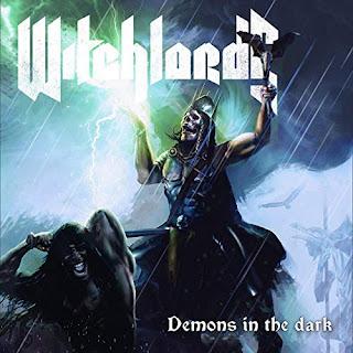 """Ο δίσκος των Witchlords """"Demons in the Dark"""""""
