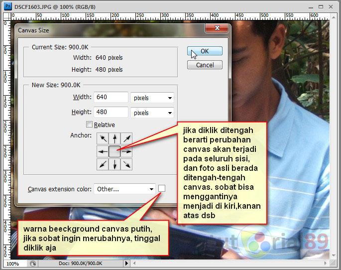 Cara Mengubah Ukuran Foto Menjadi 200kb Di Photoshop Berbagai Ukuran