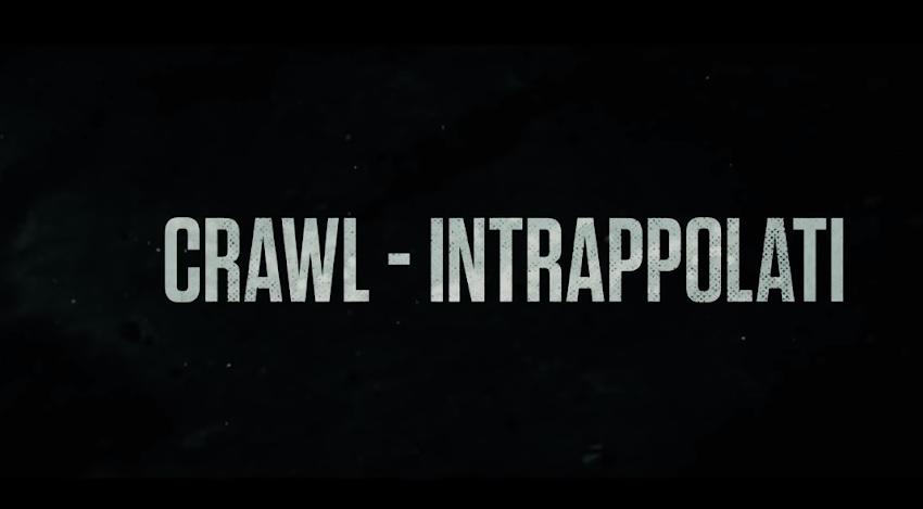 Crawl - Intrappolati | Trailer Ufficiale HD | Paramount Pictures 2019