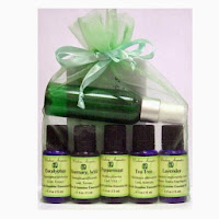 Aromatherapy Companion Pack