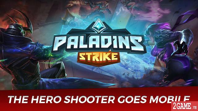 Download game Paladins Strike - Thể loại MOBA game lấy cảm hứng