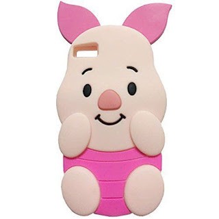 3D Cute Cartoon Animals Soft Silicone Case Covers Back For Huawei Various Phones