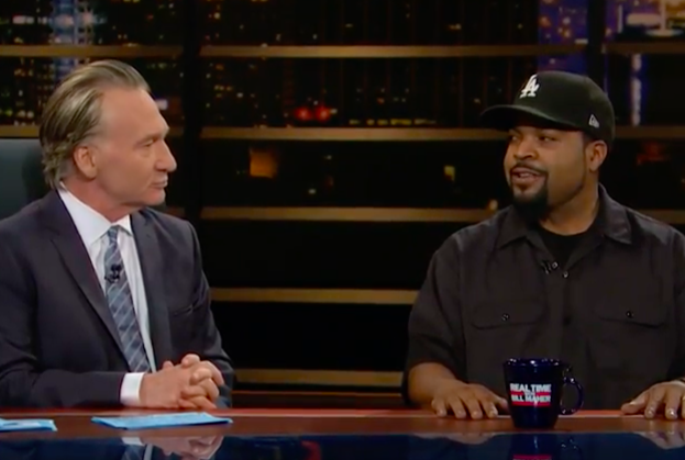 Ice Cube Schools Bill Maher on the N-Word: 'That's Our Word Now. And You Can't Have It Back.'
