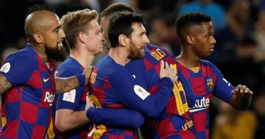 مفاجآت في قائمة برشلونة لمواجهة ليفانتي اليوم في الدوري