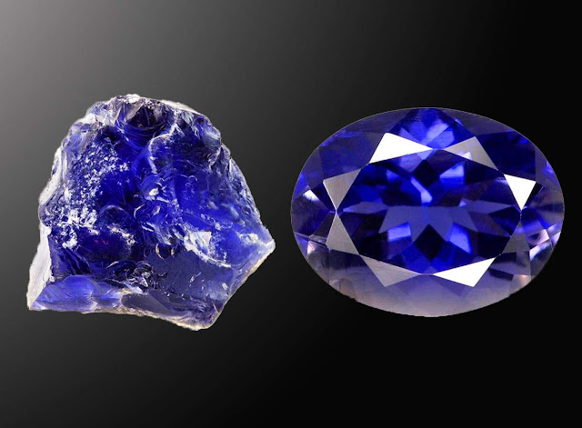What Is a Water Sapphire?
